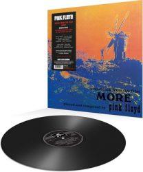 PINK FLOYD: More (LP, 180gr, remastered) (akciós!)