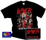 SLAYER: Reign In Blood (póló)