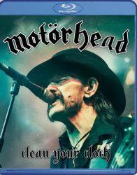 MOTORHEAD: Clean Your Clock (CD+Blu-ray)