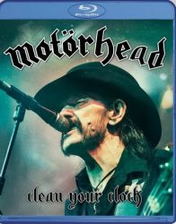 MOTORHEAD: Clean Your Clock (CD+Blu-ray)
