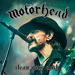 MOTORHEAD: Clean Your Clock (CD)
