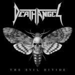 DEATH ANGEL: The Evil Divide (CD, +1 bonus, +DVD making of)