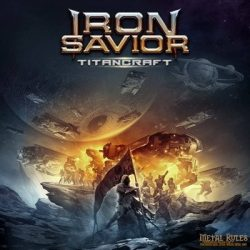 IRON SAVIOR: Titancraft (CD)