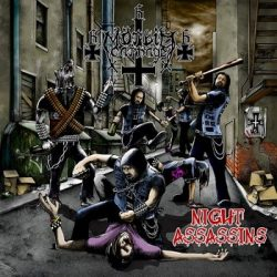 MORBID CARNAGE: Night Assassins (CD) (akciós!)
