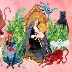 FATHER JOHN MISTY: I Love You Honeybear (2LP)