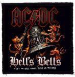 AC/DC: Hell's Bells (95x95) (felvarró)