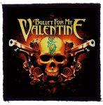 BULLET FOR MY VALENTINE: Pistols (95x95) (felvarró)