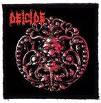 DEICIDE: Deicide (95x95) (felvarró)