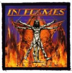 IN FLAMES: Clayman (95x95) (felvarró)