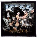 KISS: Monster (95x95) (felvarró)