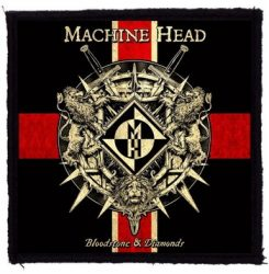 MACHINE HEAD: Bloodstone (95x95) (felvarró)