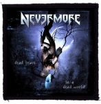 NEVERMORE: Dead Heart (95x95) (felvarró)