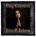 OZZY: Prince Of Darkness (95x95) (felvarró)