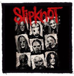 SLIPKNOT: Xerox (95x95) (felvarró)