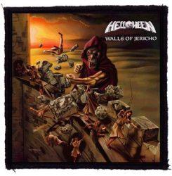 HELLOWEEN: Walls Of Jericho (95x95) (felvarró)