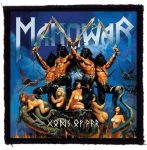 MANOWAR: Gods Of War (95x95) (felvarró)