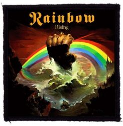 RAINBOW: Rising (95x95) (felvarró)