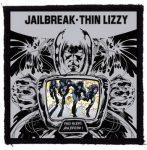 THIN LIZZY: Jailbreak (95x95) (felvarró)