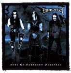 IMMORTAL: Sons Of Northern D. (95x95) (felvarró)
