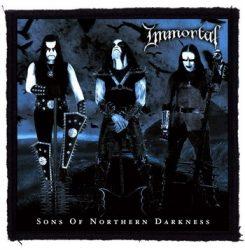 IMMORTAL: Sons Of Northern D. (95x95) (felvarró)