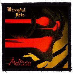 MERCYFUL FATE: Melissa (95x95) (felvarró)