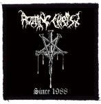 ROTTING CHRIST: Since 1988 (95x95) (felvarró)