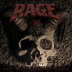 RAGE: The Devil Strikes Again (CD)