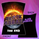 BLACK SABBATH - The End (csőtop)
