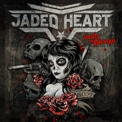JADED HEART: Guilty By Design (+2 bonus) (CD)