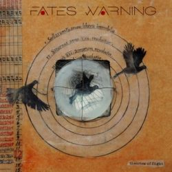 FATES WARNING: Theories Of Flight (CD)