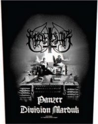 MARDUK: Panzer Division Marduk (hátfelvarró / backpatch)