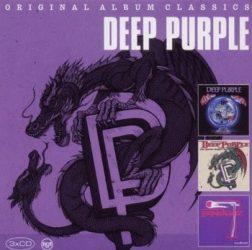 DEEP PURPLE: Original Album Classics (3CD)
