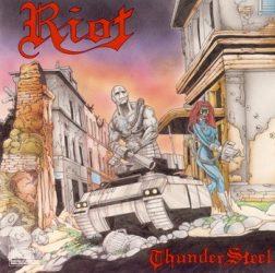 RIOT: Thundersteel (CD)