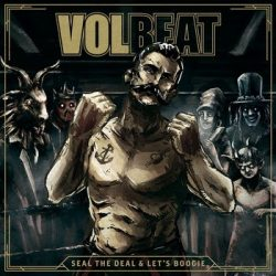 VOLBEAT: Seal The Deal (CD)