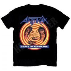 ANTHRAX: State Of Euphoria (póló)