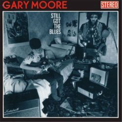 GARY MOORE: Still Got The Blues (CD, +5 bonus) (akciós!)