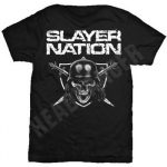 SLAYER: Slayer Nation (póló)