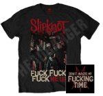 SLIPKNOT: F*ck Me Up (póló)