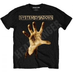 SYSTEM OF A DOWN: Hand (póló)