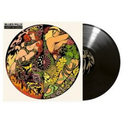 BLUES PILLS: Lady In Gold (LP, black)