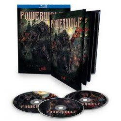 POWERWOLF: Metal Mass (2xBlu-ray+CD)