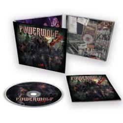 POWERWOLF: Metal Mass - Live (CD)