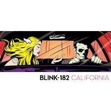 BLINK 182: California (CD)