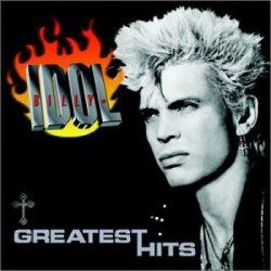 BILLY IDOL: Greatest Hits (16 tracks) (CD)