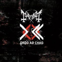 MAYHEM: Ordo Ad Chao (CD)