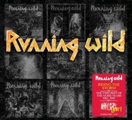 RUNNING WILD: Riding The Storm - Best Of (2CD)
