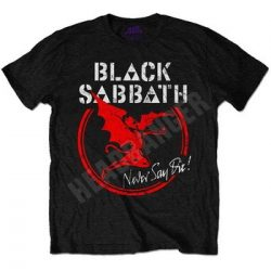 BLACK SABBATH: Archangel Never Say (póló)