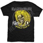 IRON MAIDEN: Killer Tour '81 (póló)