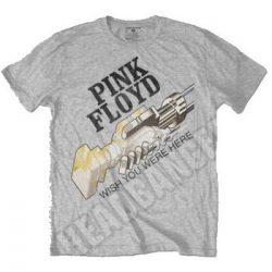 PINK FLOYD: Robot Shake (grey) (póló)