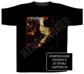 MY DYING BRIDE: Symphonaire (póló) (akciós!)